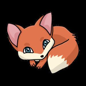Fuchs, Kawaii