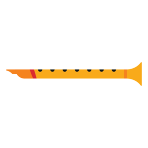 FLUTE PLAYER: I Band