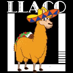 Llama Taco