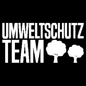 Umweltschutz Team Geschenk Klima