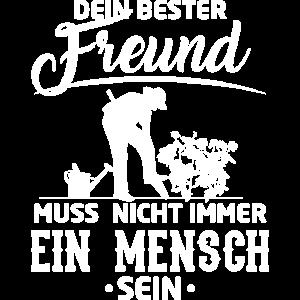 Gärtner - Bester Freund