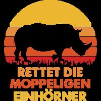 Tierschutz - Rettet Einhoerner