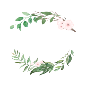 Personalisierbar lovely_wreath_4