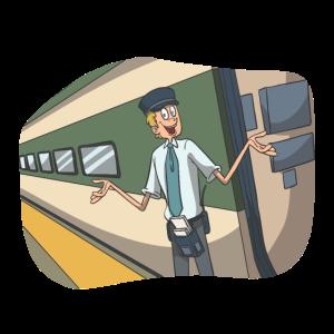 Zugführer U-Bahn Lockführer