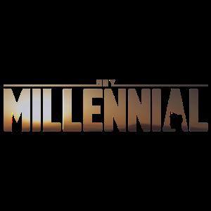 Millenial Boy