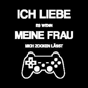 Gaming Spruch Zocken Videospiele