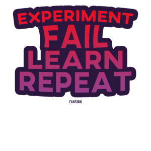 Experiment versagt nochmal lernen