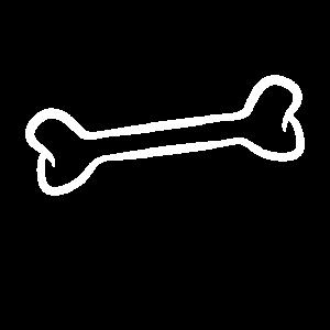 Hund Knochen Hundeliebe