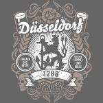 Düsseldorf T Shirt | Einfach das Beste | Spruch