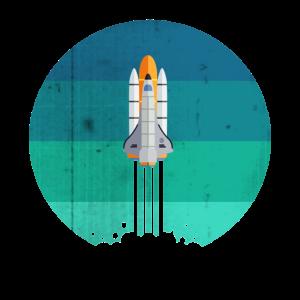 Raumfahrt Rakete Raketenstart
