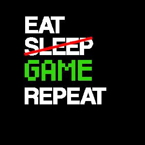 Zocken Gaming Videospiele Spruch