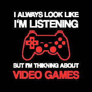 Gaming Spruch Videospiele Zocken