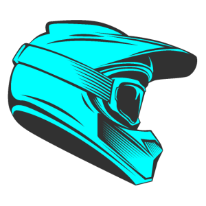 Crosshelm Motocross Downhill Mountainbike helm MTB