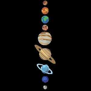 Universum Planeten