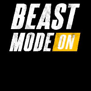 Beast Mode On No. 7