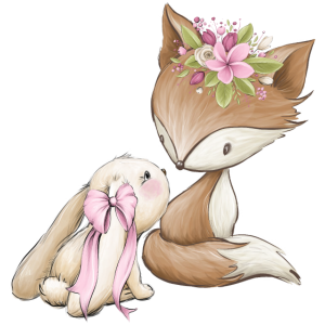 Fuchs & Hasen Mädchen