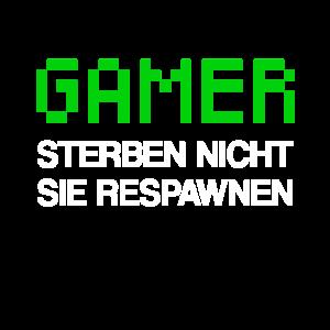 Videospiele Zocken Spruch Gaming