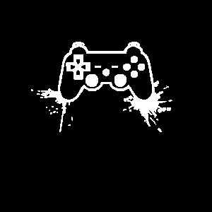 Gaming Videospiele Spruch Zocken