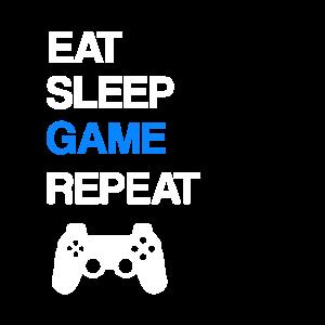 Zocken Videospiele Gaming Spruch