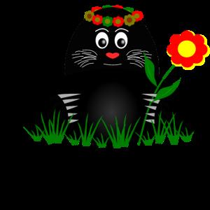 Maulwurf - Spring-Mole