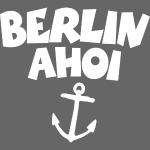 Berlin Ahoi Anker (Weiß)