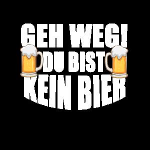 Bier Party Spruch Saufen