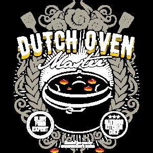 "Dutch Oven Master | ▶ Google ""Dutch Oven T-Shirts"""