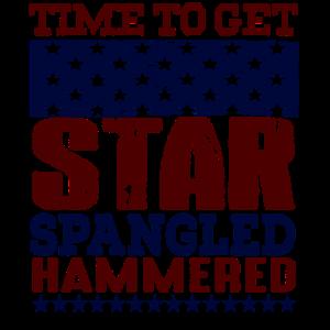 Es ist Zeit, dass der Star gehämmert wird