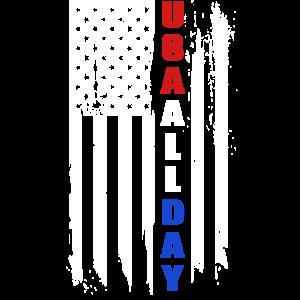 USA den ganzen Tag