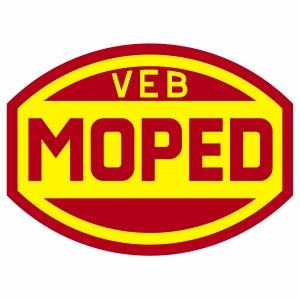 Moped VEB Logo (2c)