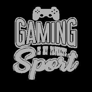 Gaming Is My Favorite Sport