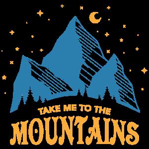 Take Me To The Mountains, Hike Hiking, Mountain
