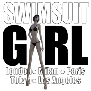 The Fashionable Woman - Swimsuit Girl
