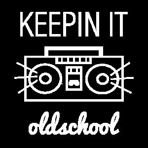 Keepin It Oldschool
