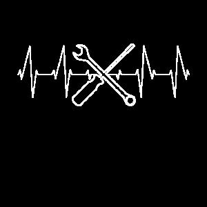 Mechaniker Herzschlag