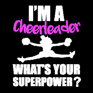Cheer sport Frauen Cheerleader