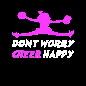 sport Cheer Frauen Cheerleader