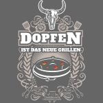 Dutch Oven T Shirt Dopfen ist das neue Grillen