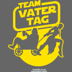 Vatertags T Shirt Team Vatertag