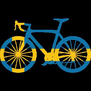 Schweden Skandinavien Fahrrad Tour Geschenk