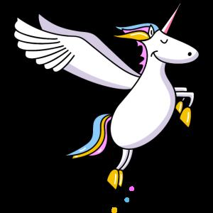 Pegasus -Einhorn