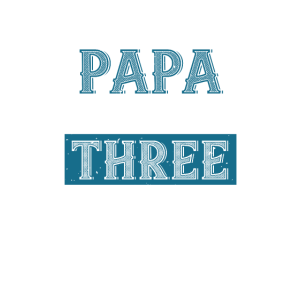 Papa ich liebe dich zu dritt