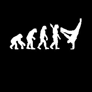 Evolution Hiphop Tanzen Breakdance HipHop Geschenk