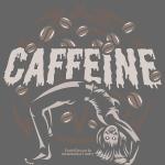 Kaffee T Shirt Caffeine