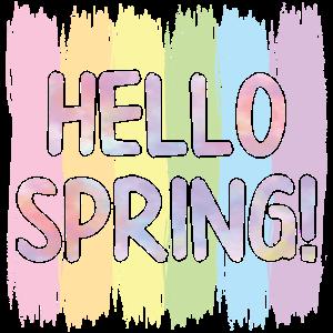 Hello Spring 2020