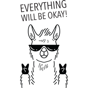 Everything Will Be Okay, Llama Alpaca
