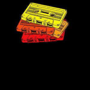 retro kassette