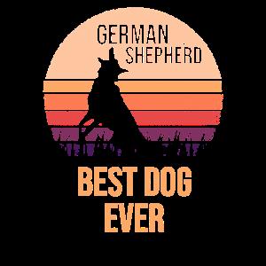 German Shepherd Shirt For Dog Lovers   Cute Dog