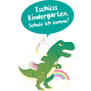 Tschüss Kindergarten, Schule Ich Komme