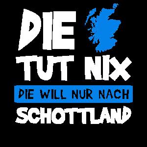 Schottland Dudelsack Schotte Geschenk